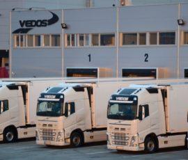 Druhé Logistické centrum VEDOS