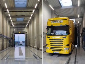 Autoumývarka kamiónov Prešov